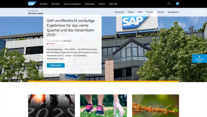SAP News Blog