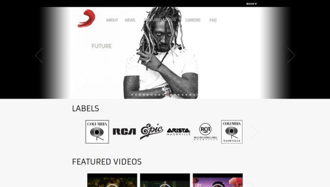 Sony Music Blog