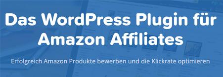 AAWP - Amazon Affiliate Plugin